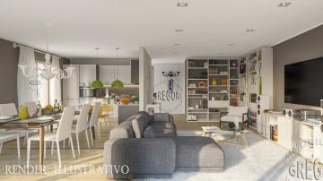 appartamento totalmente ristrutturato 75mq più terrazzi 25 mq